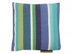Zestaw hamakowy HW w kolorze 288 z poduszkami i zestawem montażowym, HW-PZS-288 - niebiesko-biały(288)