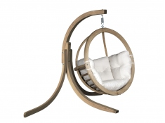 Zestaw: stojak Alicante + fotel Swing Chair Single