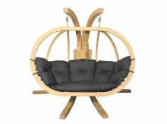 Zestaw: stojak Sintra + fotel Swing Chair Double (3)