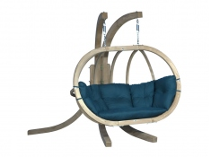 Zestaw: stojak Sintra + fotel Swing Chair Double, Sintra + Swing Chair Double - Zielony(3)