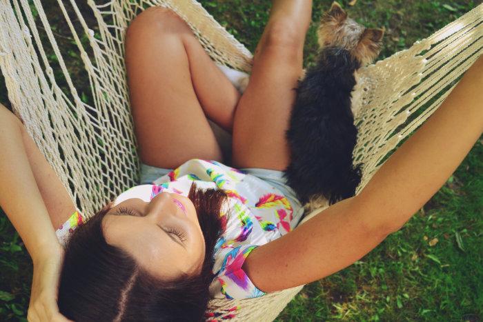 Powody, dla których warto spać whamaku