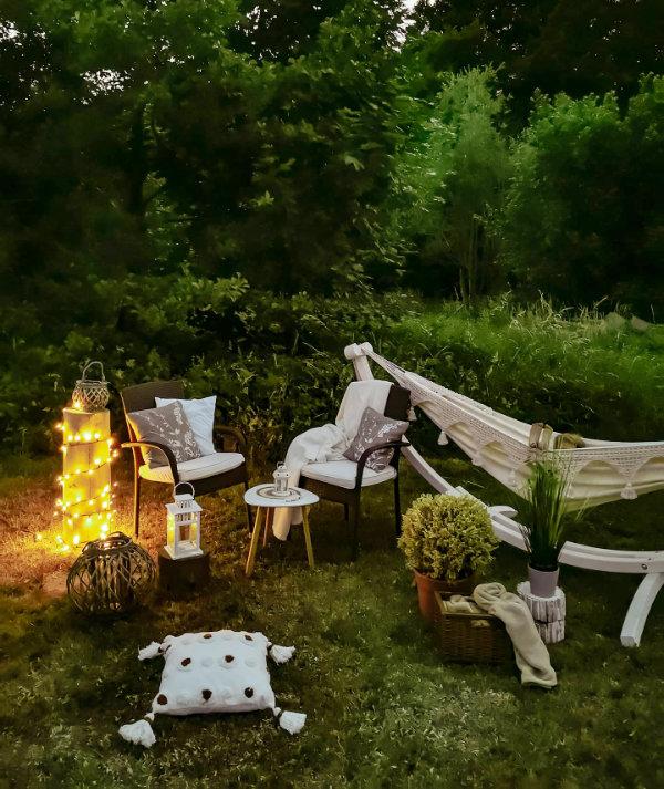 Nowoczesne dekoracje do ogrodu